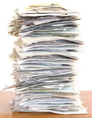 pile-of-paper from thesis whisperer